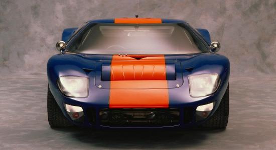 Ford GT40 на IronHorse.ru ©