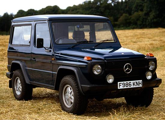 Mercedes-Benz G-class W460