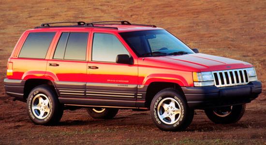 Jeep Grand Cherokee 1 (1992-1998) на IronHorse.ru ©