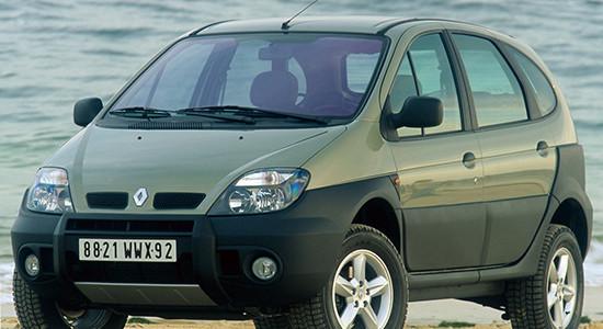 Renault Scenic RX4 на IronHorse.ru ©