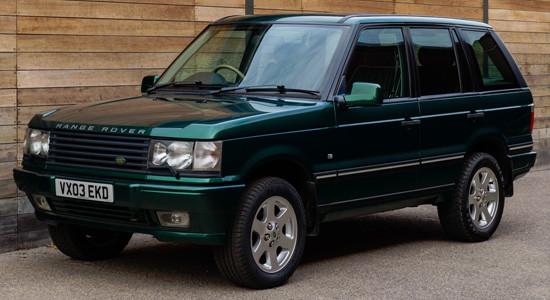 Range Rover 2 (1994-2002) на IronHorse.ru ©