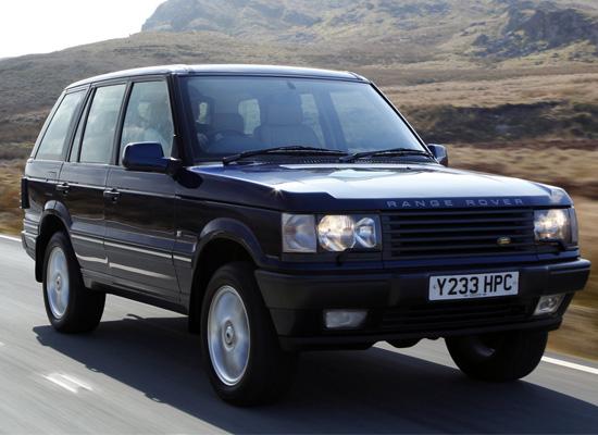 Range Rover 2-поколения