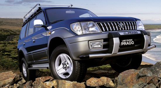 Toyota Land Cruiser Prado 90 на IronHorse.ru ©