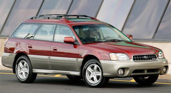 Subaru Outback 2 (2000-2003)