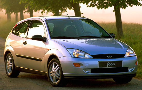 Ford Focus 1 Hatchback 3Dr