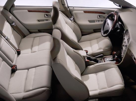 интерьер салона Volvo S40 1-го поколения
