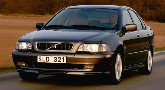 Volvo S40 (1995-2004) на IronHorse.ru ©