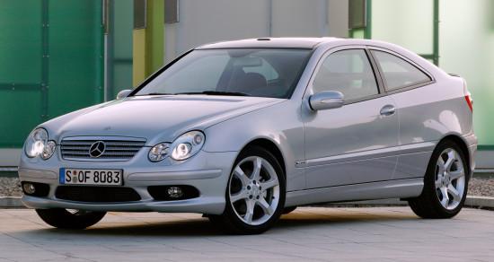 купе Мерседес-Бенц Ц-класса (2000-2007)