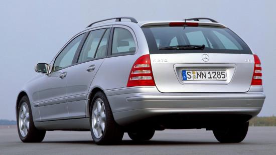 универсал Мерседес-Бенц Ц-класса (2000-2007)