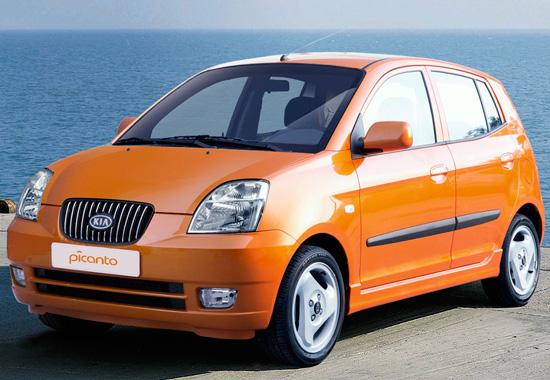 KIA Picanto 1 2004-2007