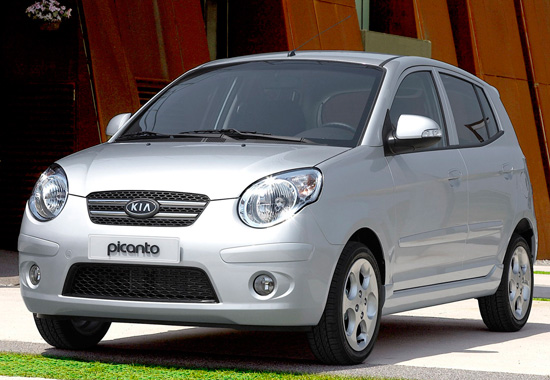 KIA Picanto 1 2007-2011
