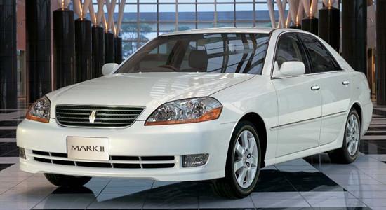 Toyota Mark II (2000-2004) на IronHorse.ru ©