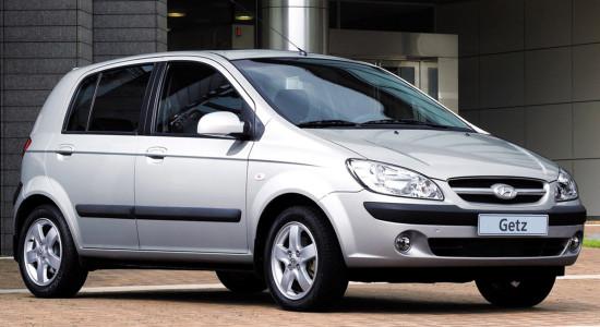 Hyundai Getz II (2005-2011) на IronHorse.ru ©