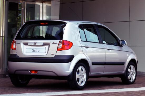 Hyundai Getz II 2005-2011