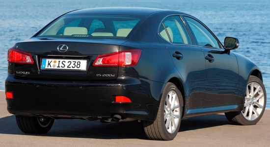 Lexus IS XE20