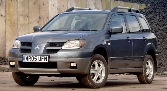 Mitsubishi Outlander 1 (2001-2007) на IronHorse.ru ©