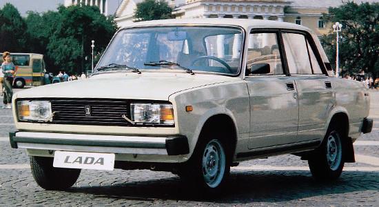 ВАЗ-2105 на IronHorse.ru ©