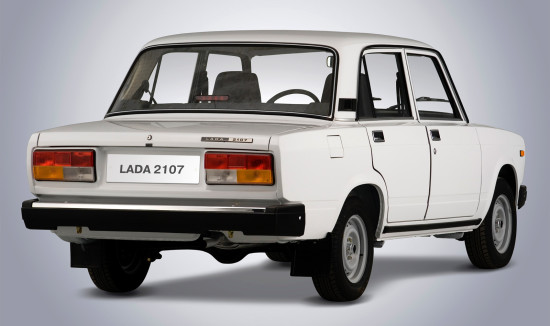 Жигули ВАЗ-2107
