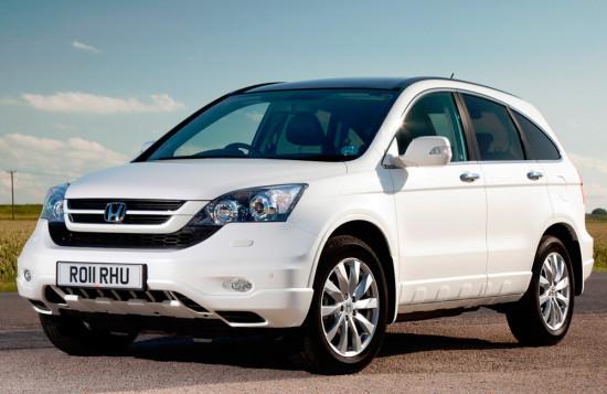 Honda CR-V 3 (2007-2011)