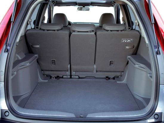 багажное отделение Honda CR-V 3