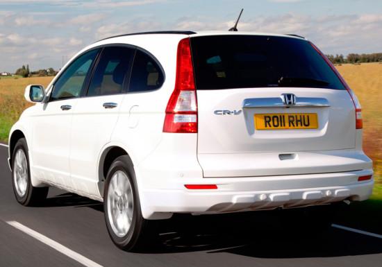 Хонда СРВ 3 (2007-2011)