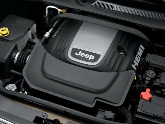 силовой агрегат V8 5.7-литровый