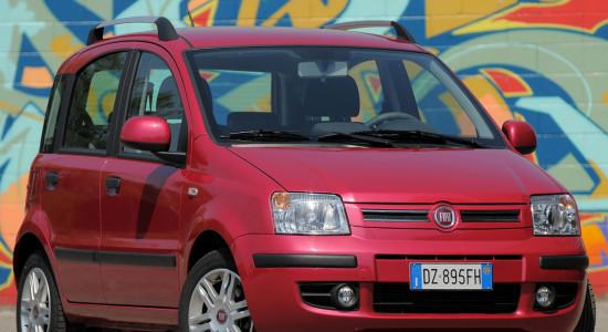 Fiat Panda 2 «Classic» (2003-2012)  на IronHorse.ru ©
