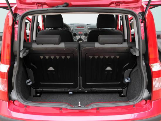 багажник Fiat Panda II (169)
