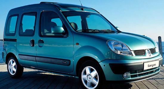 Renault Kangoo 1 (1997-2007) на IronHorse.ru ©