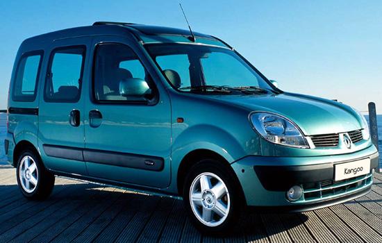 Renault Kangoo 1 2003-2007