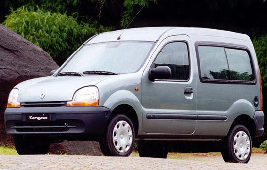 Рено Кангу 1 1997-2002