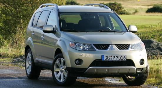Mitsubishi Outlander XL (2007-2009) на IronHorse.ru ©