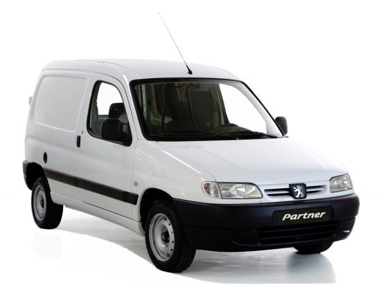 фургон Пежо Партнёр 1 (1996-2002)