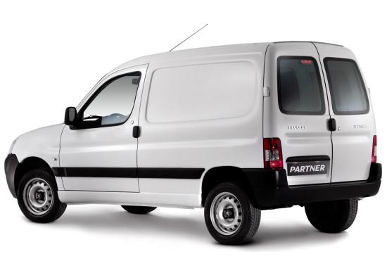 Peugeot Partner I Van