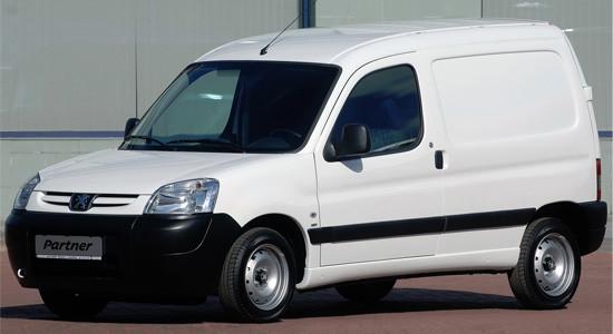 Peugeot Partner Van (1996–2008) на IronHorse.ru ©