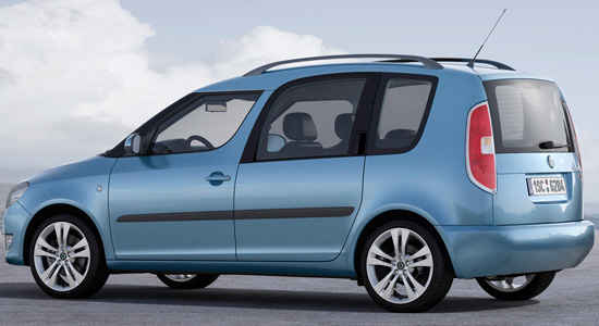 Skoda Roomster (2020-2021) цена и характеристики ...