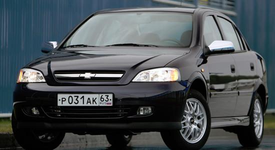 Chevrolet Viva на IronHorse.ru ©