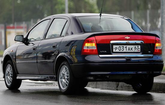 Chevrolet Viva