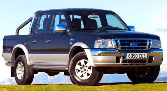 Ford Ranger (1998-2006) на IronHorse.ru ©