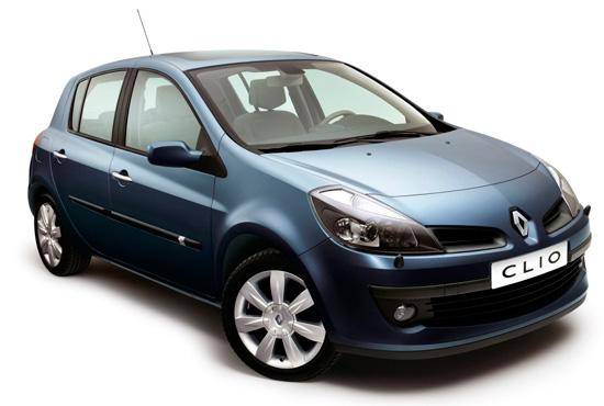 Renault Clio 3 2005-2009