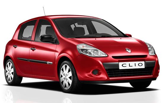 Renault Clio 3 2009-2012