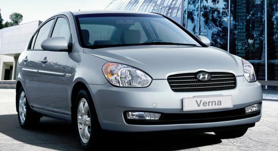 Hyundai Verna (2005-2011) на IronHorse.ru ©