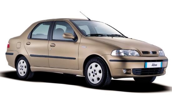 Fiat Albea 2002-2005