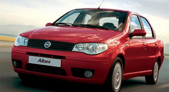 Fiat Albea на IronHorse.ru ©