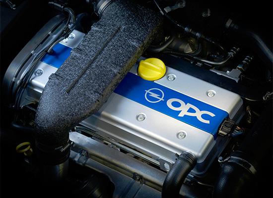 двигатель Opel Astra H OPC