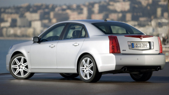 Cadillac BLS Sedan