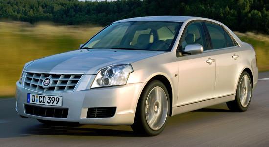Cadillac BLS Sedan на IronHorse.ru ©