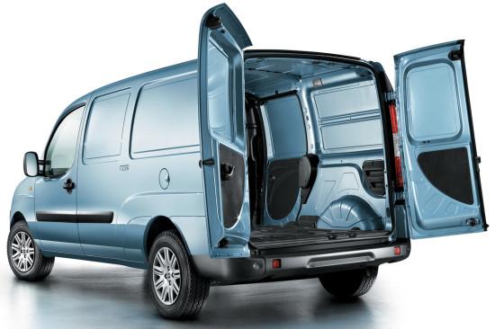Fiat Doblo 1 Cargo