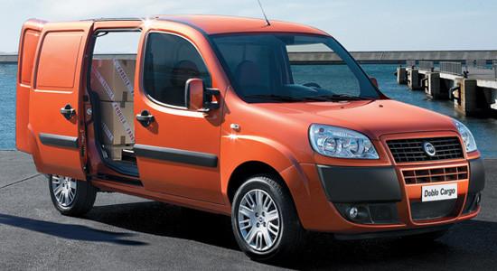 Fiat Doblo 1 Cargo на IronHorse.ru ©