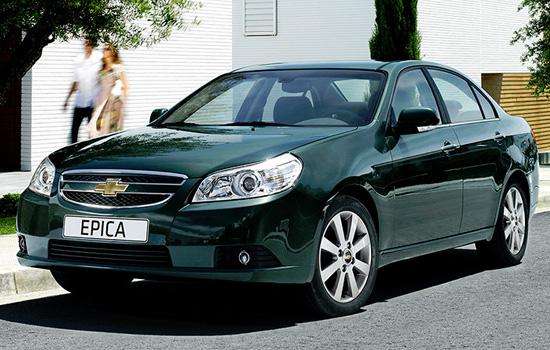 2008-2012 Chevrolet Epica